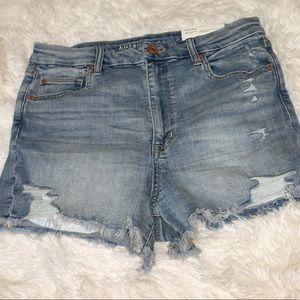 American Eagle Blue Jean shorts